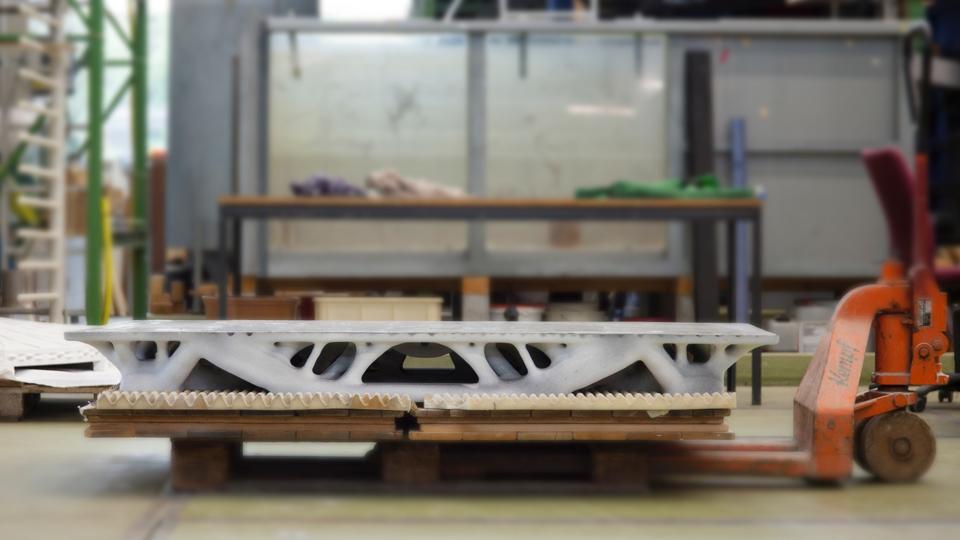 3D Printed Ceiling
