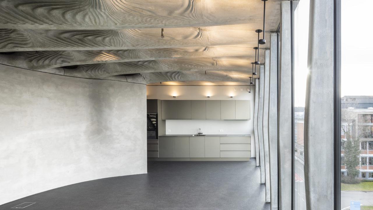 dbt, 3D Printing concrete, ETH